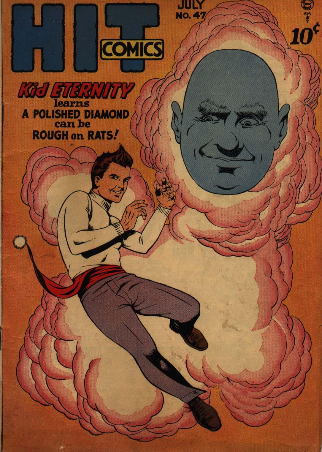 Read online Hit Comics comic -  Issue #47 - 1