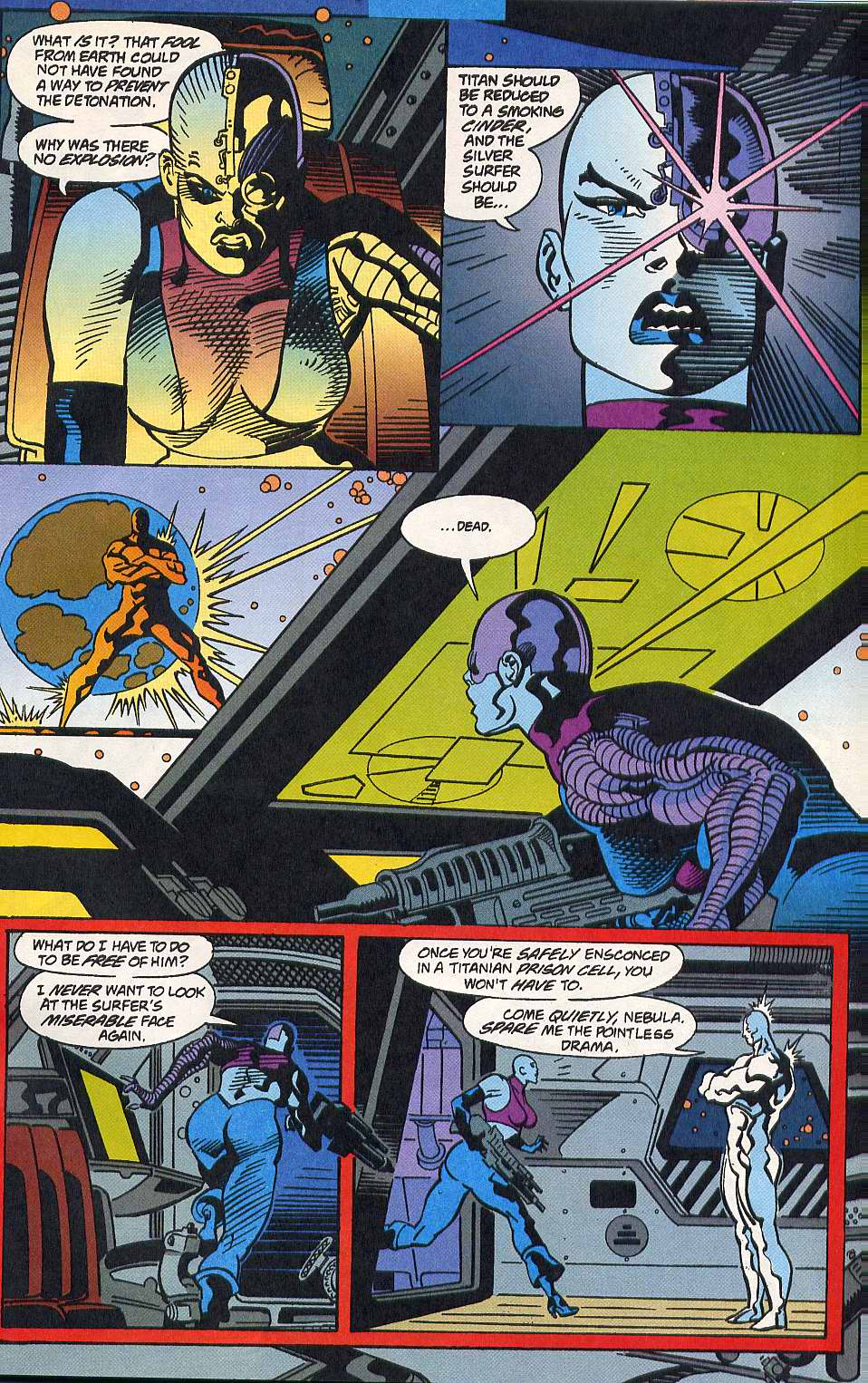 Read online Secret Defenders comic -  Issue #10 - 18