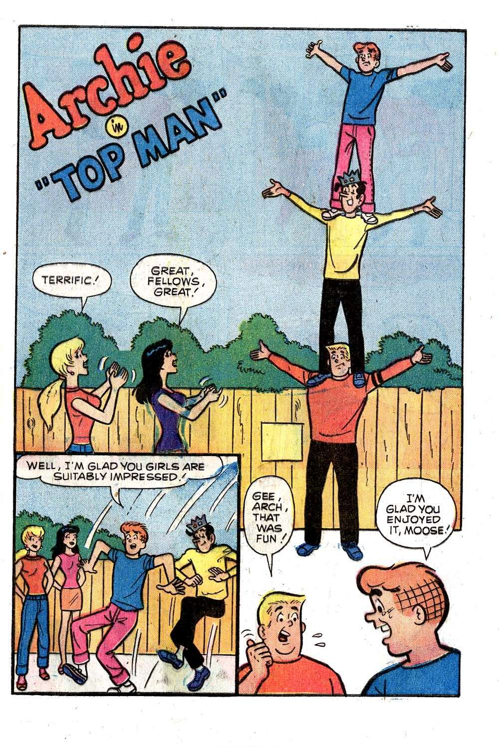 Read online Archie (1960) comic -  Issue #258 - 29