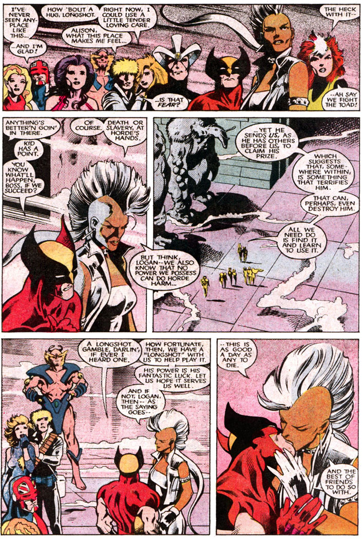 Uncanny X-Men (1963) issue _Annual_11 - Page 15