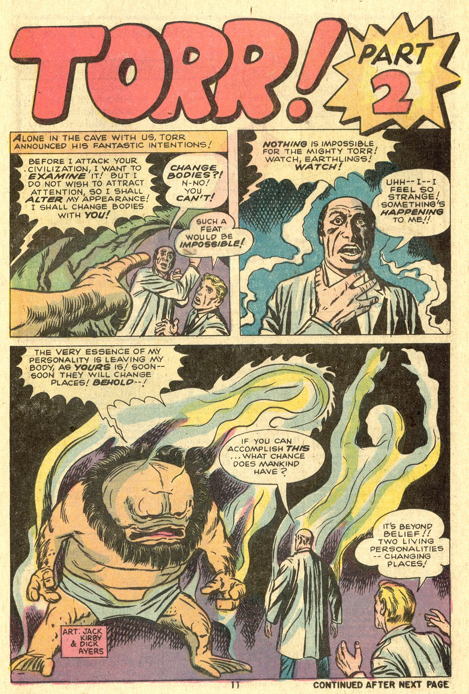 Strange Tales (1951) issue 175 - Page 8