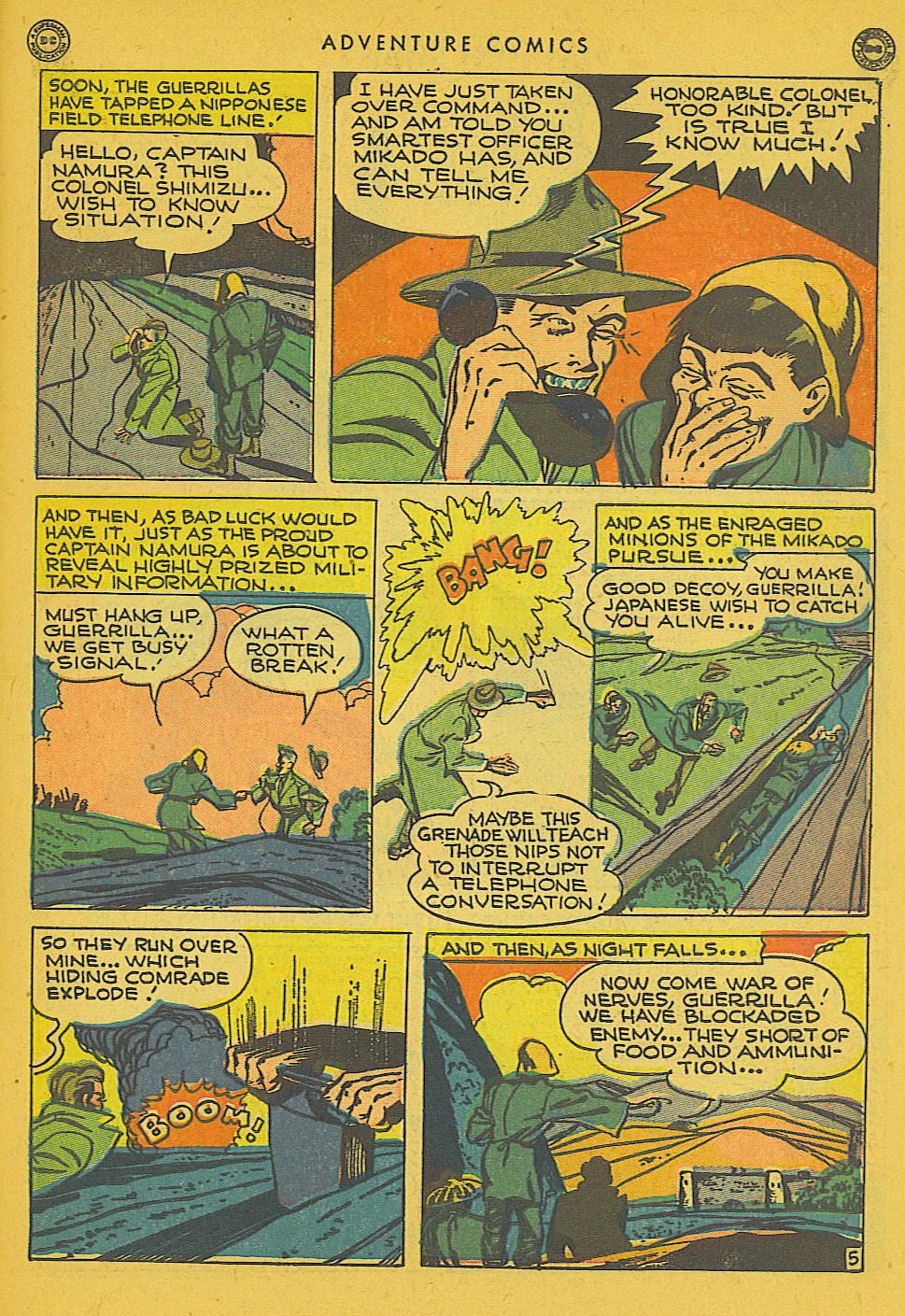 Read online Adventure Comics (1938) comic -  Issue #102 - 37