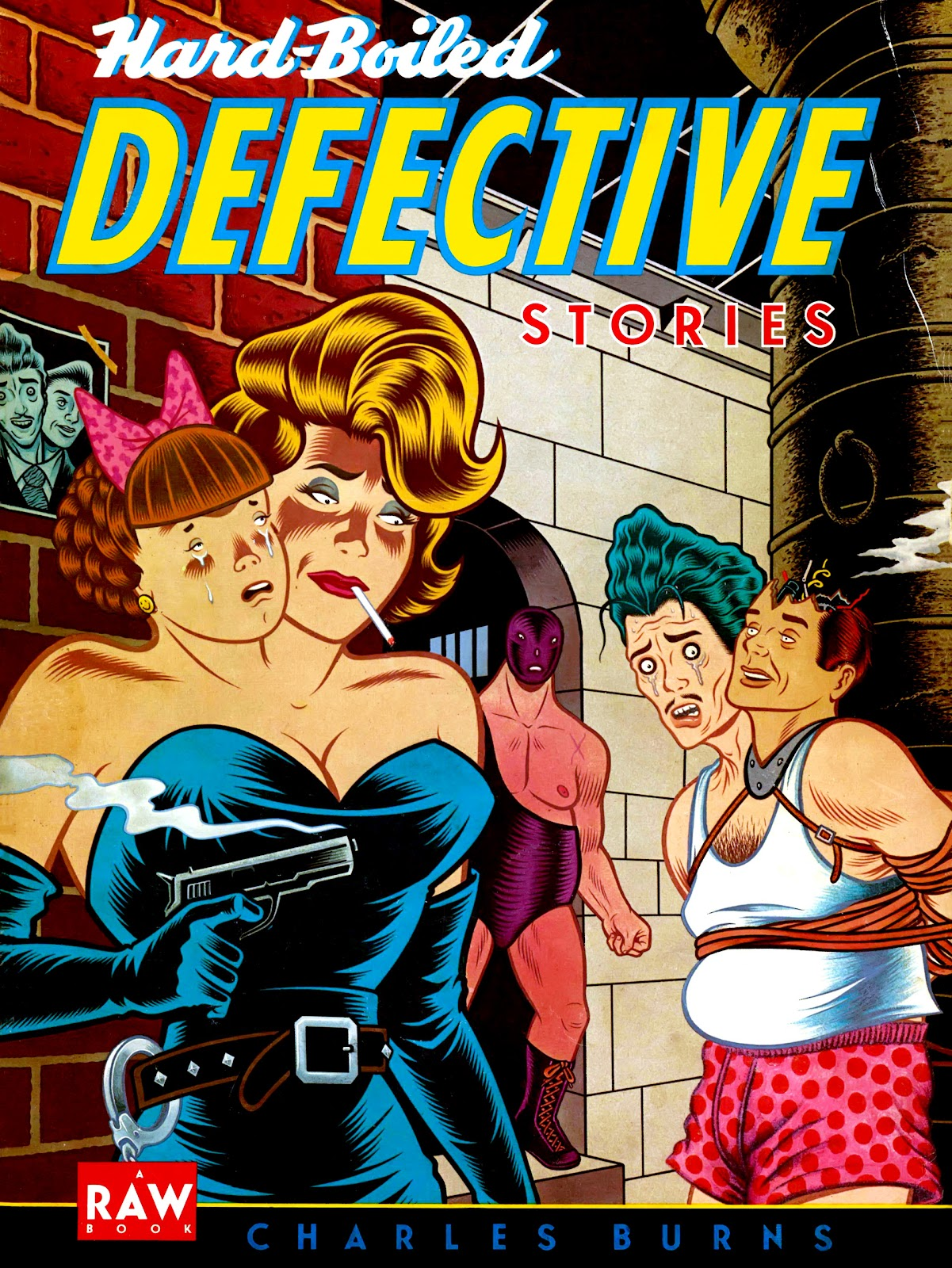Hard-Boiled Defective Stories issue TPB - Page 1