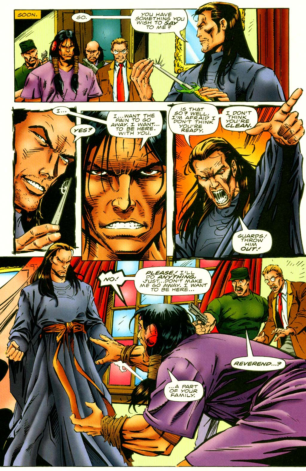 Read online Turok, Dinosaur Hunter (1993) comic -  Issue #42 - 12