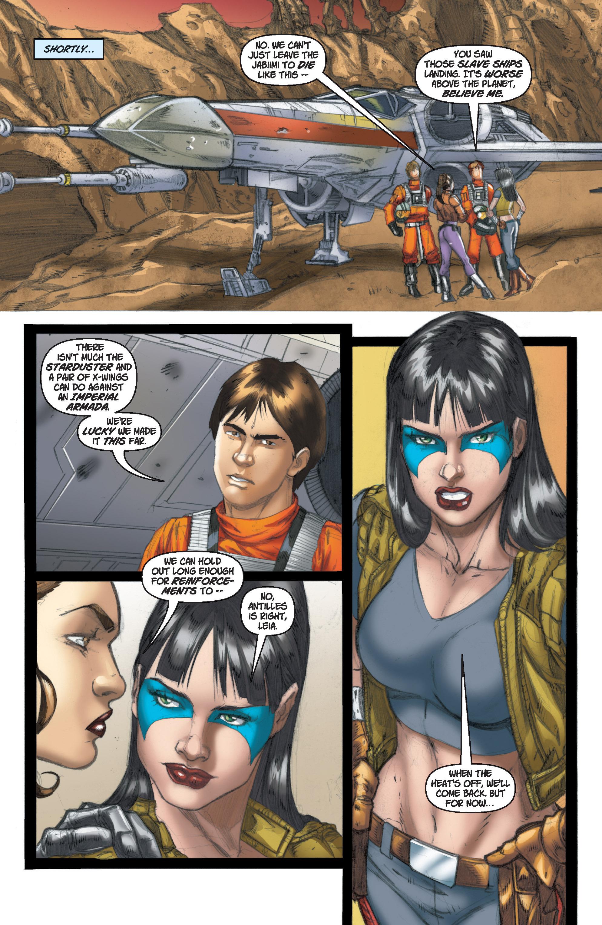 Read online Star Wars Omnibus comic -  Issue # Vol. 20 - 160
