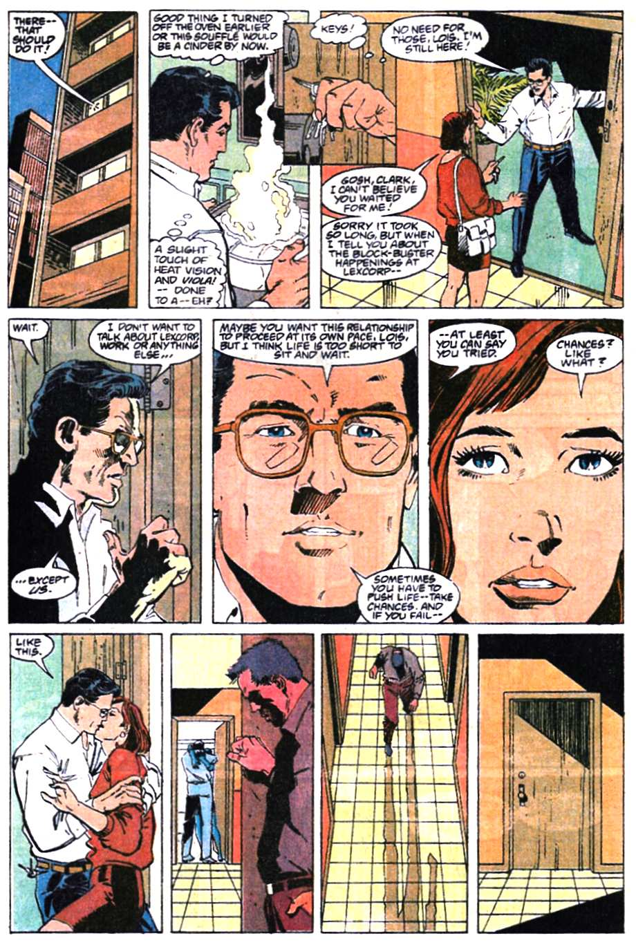 Adventures of Superman (1987) 466 Page 22