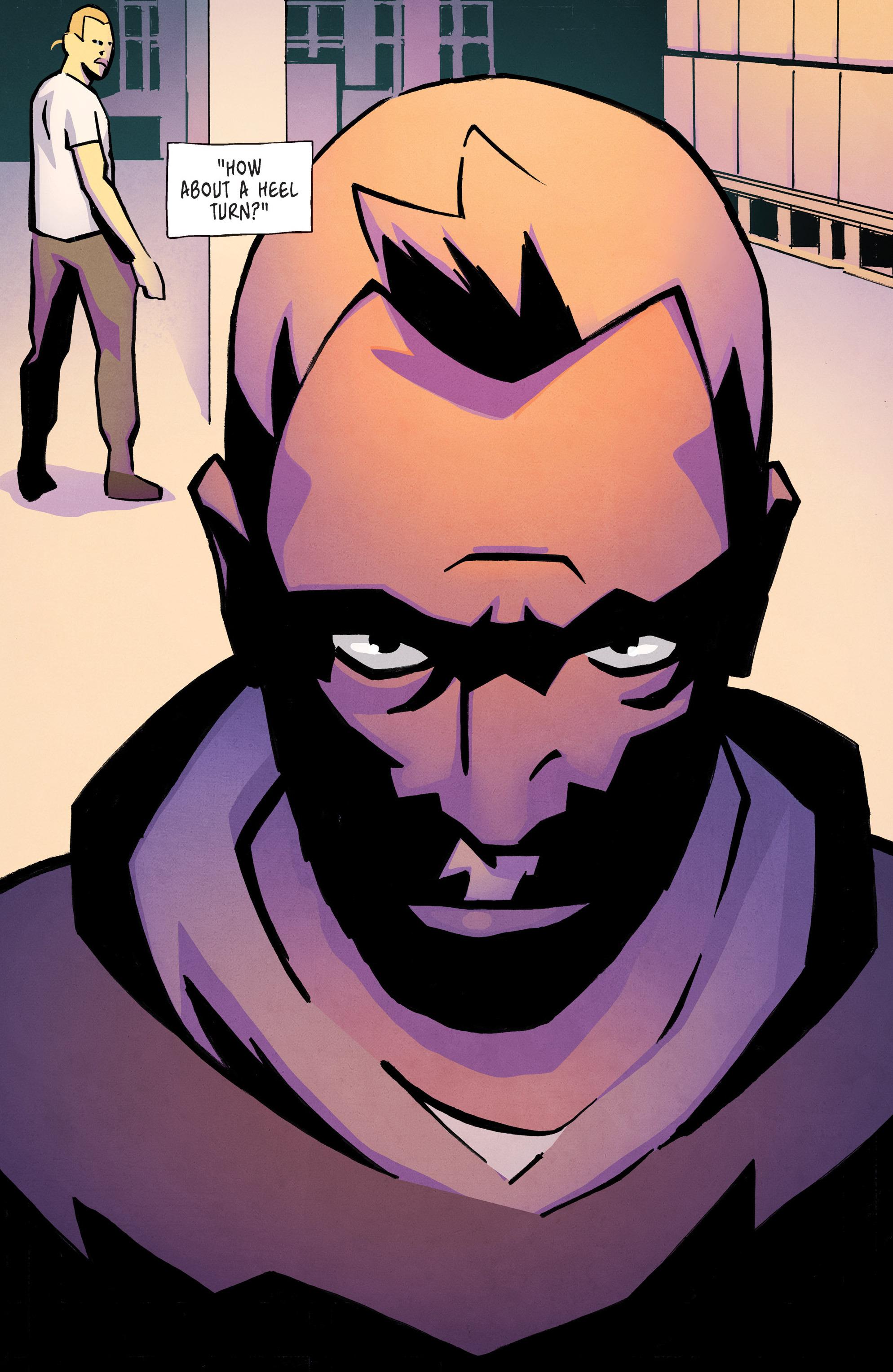Read online Ringside comic -  Issue #10 - 21