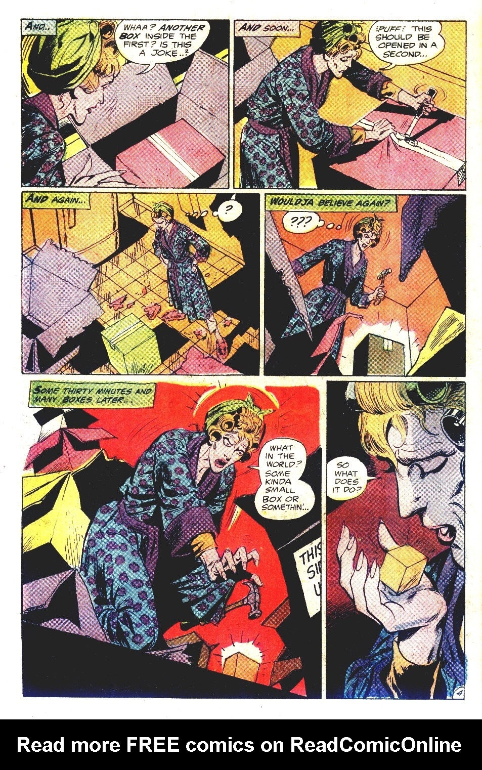 House of Secrets (1956) issue 82 - Page 30