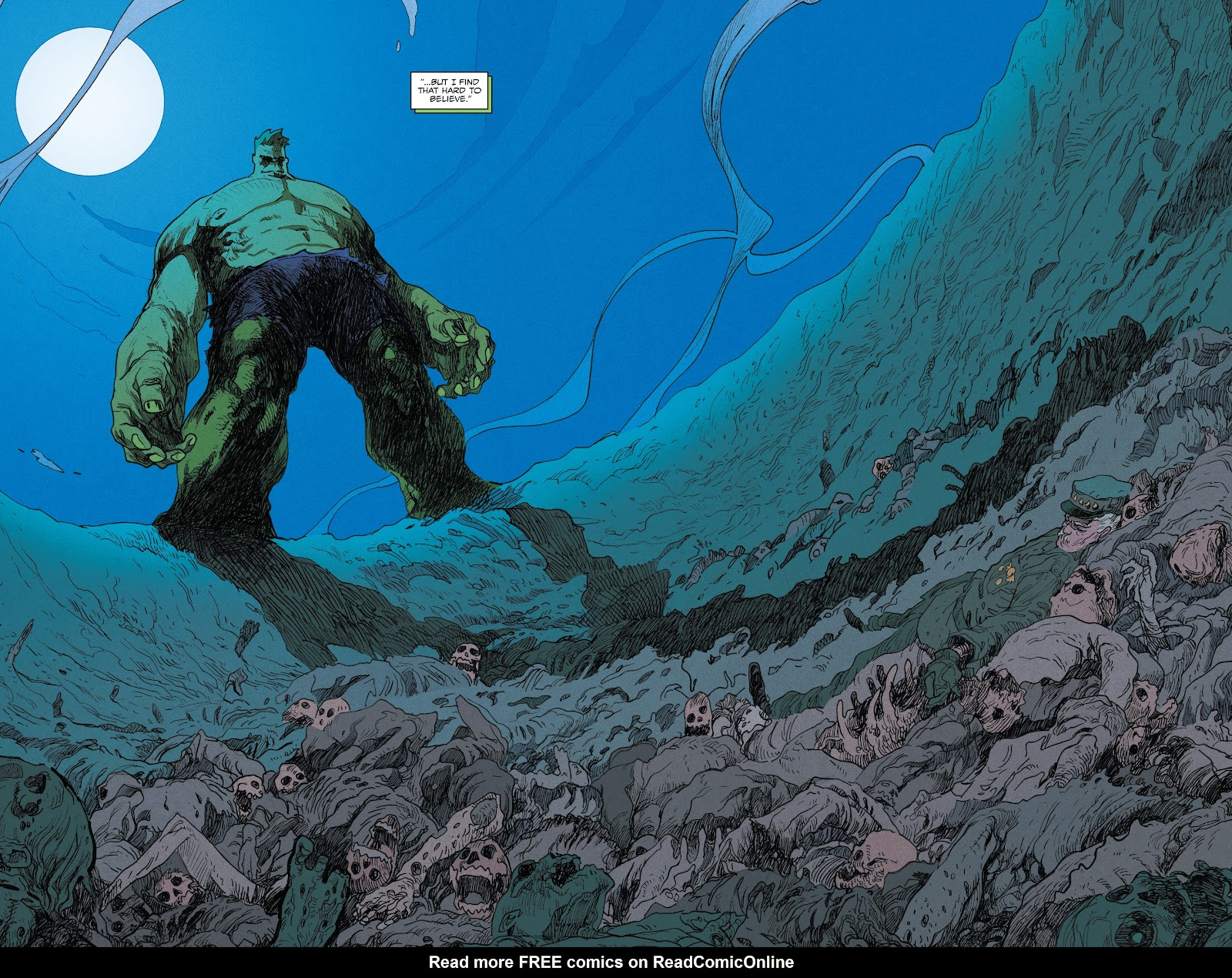 Read online Absolute Carnage: Immortal Hulk comic -  Issue # Full - 15