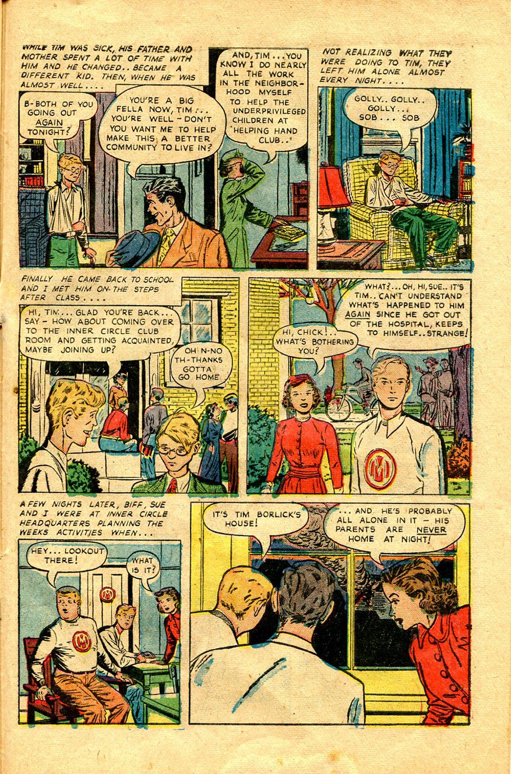 Read online Shadow Comics comic -  Issue #100 - 41