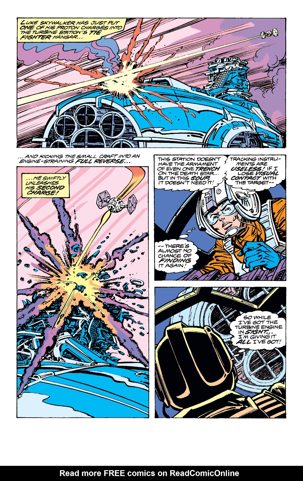 Read online Star Wars Legends: The Original Marvel Years - Epic Collection comic -  Issue # TPB 2 (Part 1) - 56