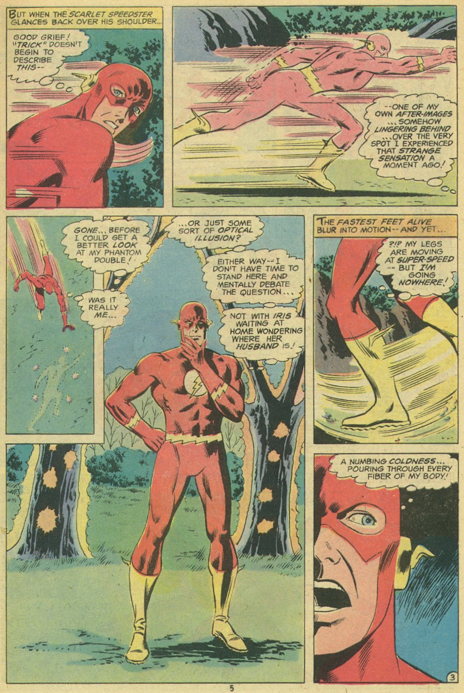 Read online Adventure Comics (1938) comic -  Issue #463 - 6