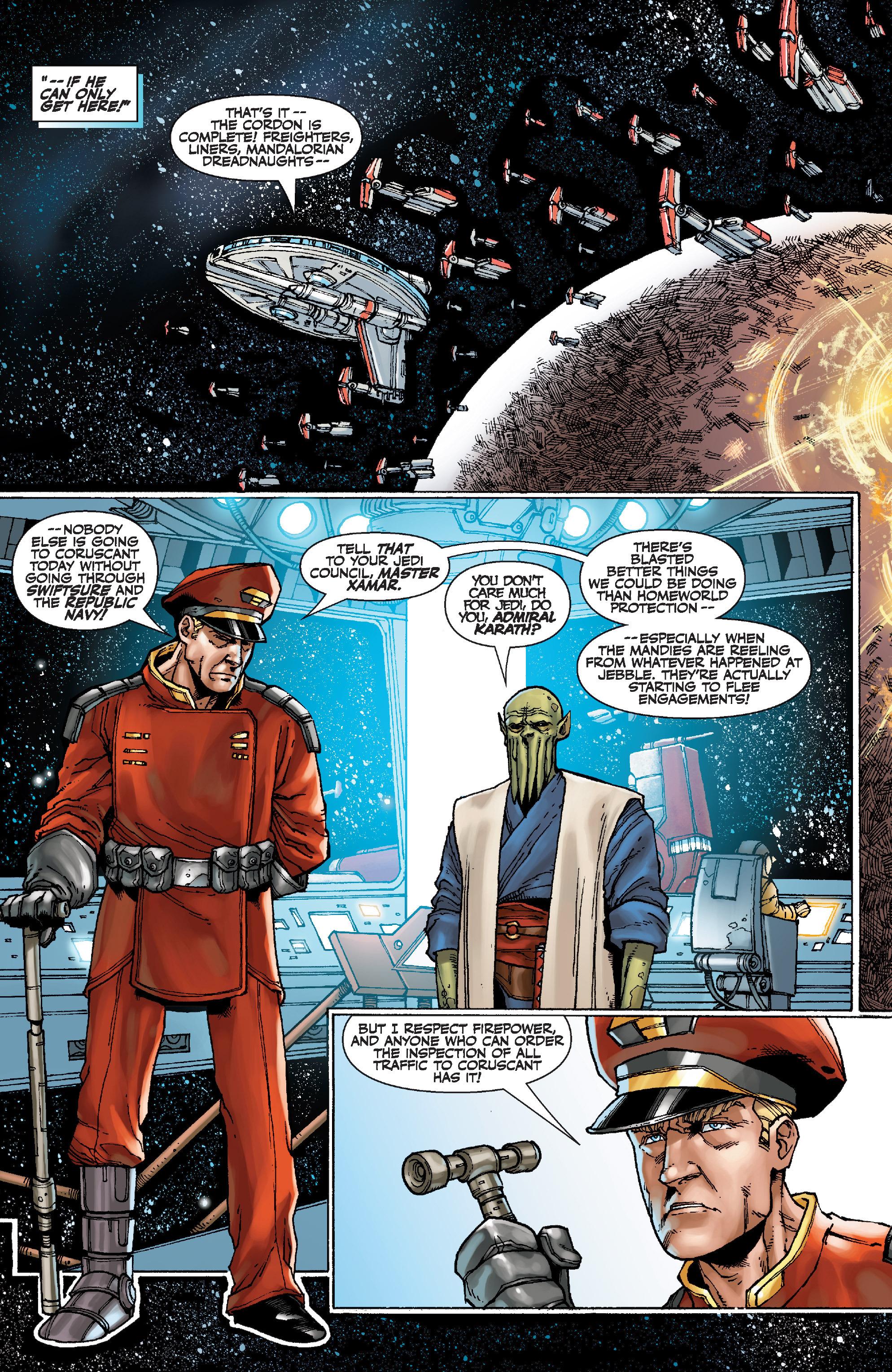 Read online Star Wars Omnibus comic -  Issue # Vol. 32 - 285