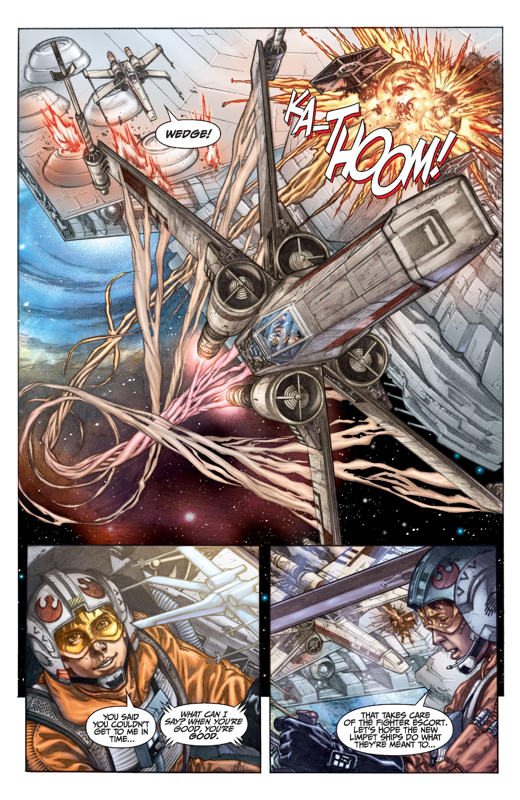 Read online Star Wars Omnibus comic -  Issue # Vol. 22 - 351