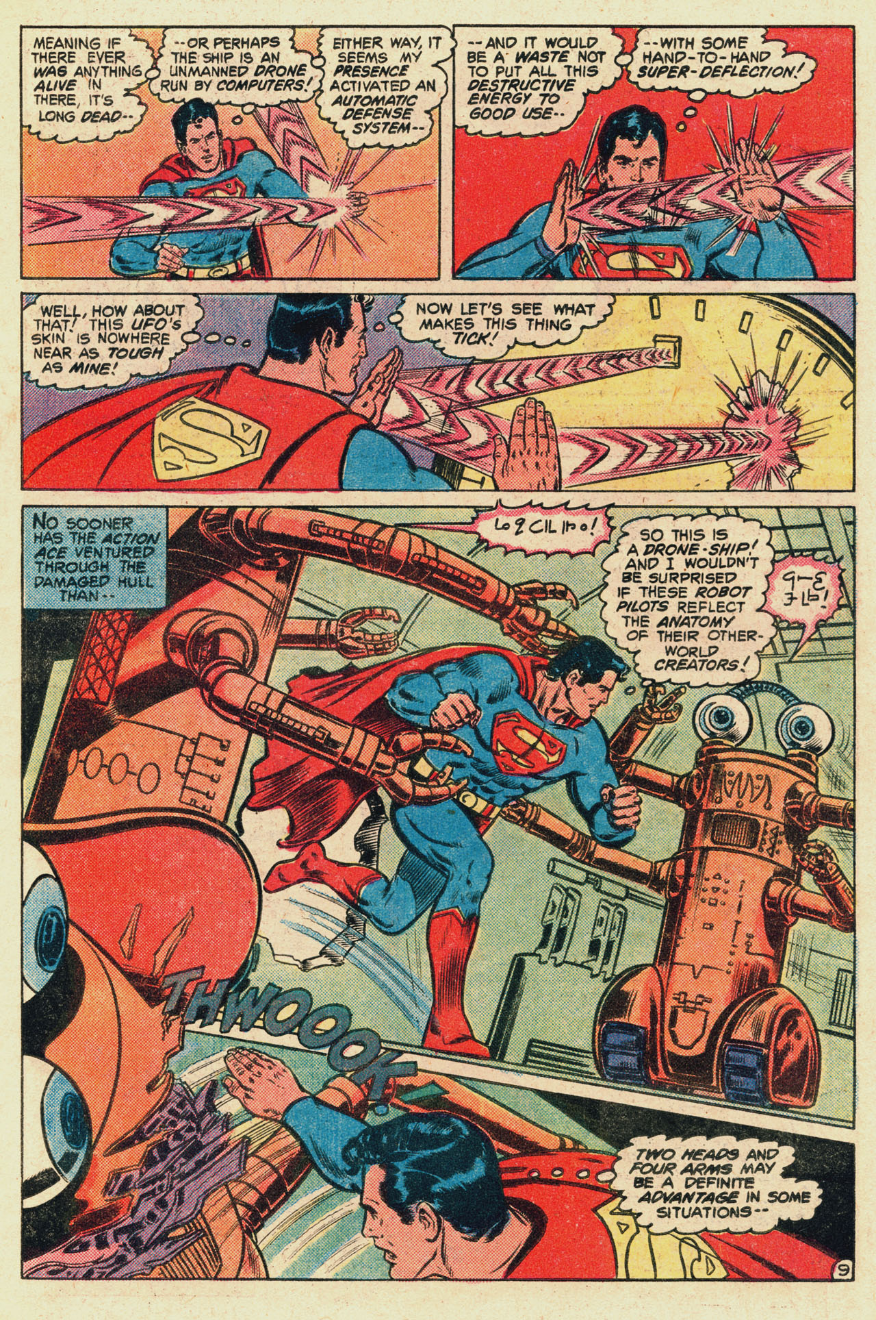 Read online Action Comics (1938) comic -  Issue #498 - 15