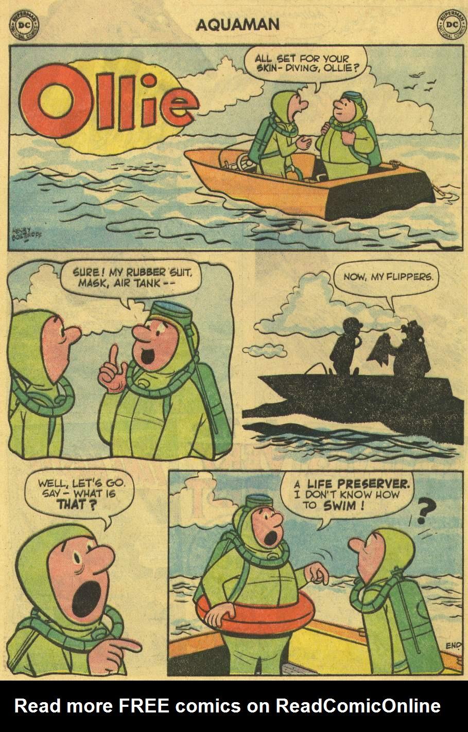Read online Aquaman (1962) comic -  Issue #2 - 12