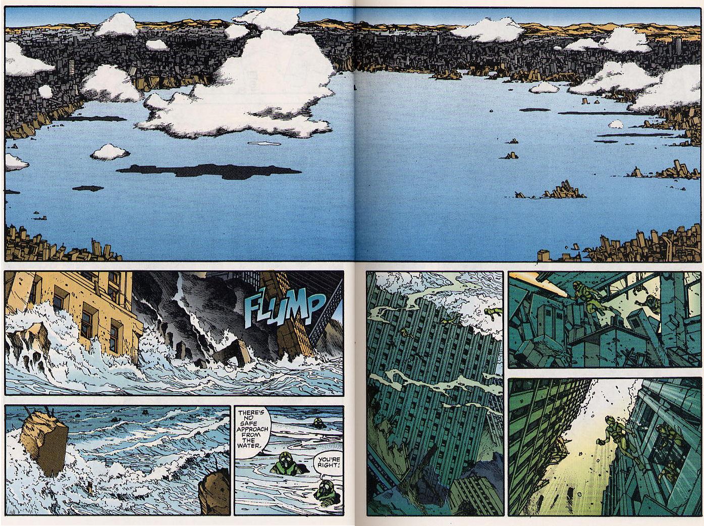 Read online Akira comic -  Issue #17 - 14
