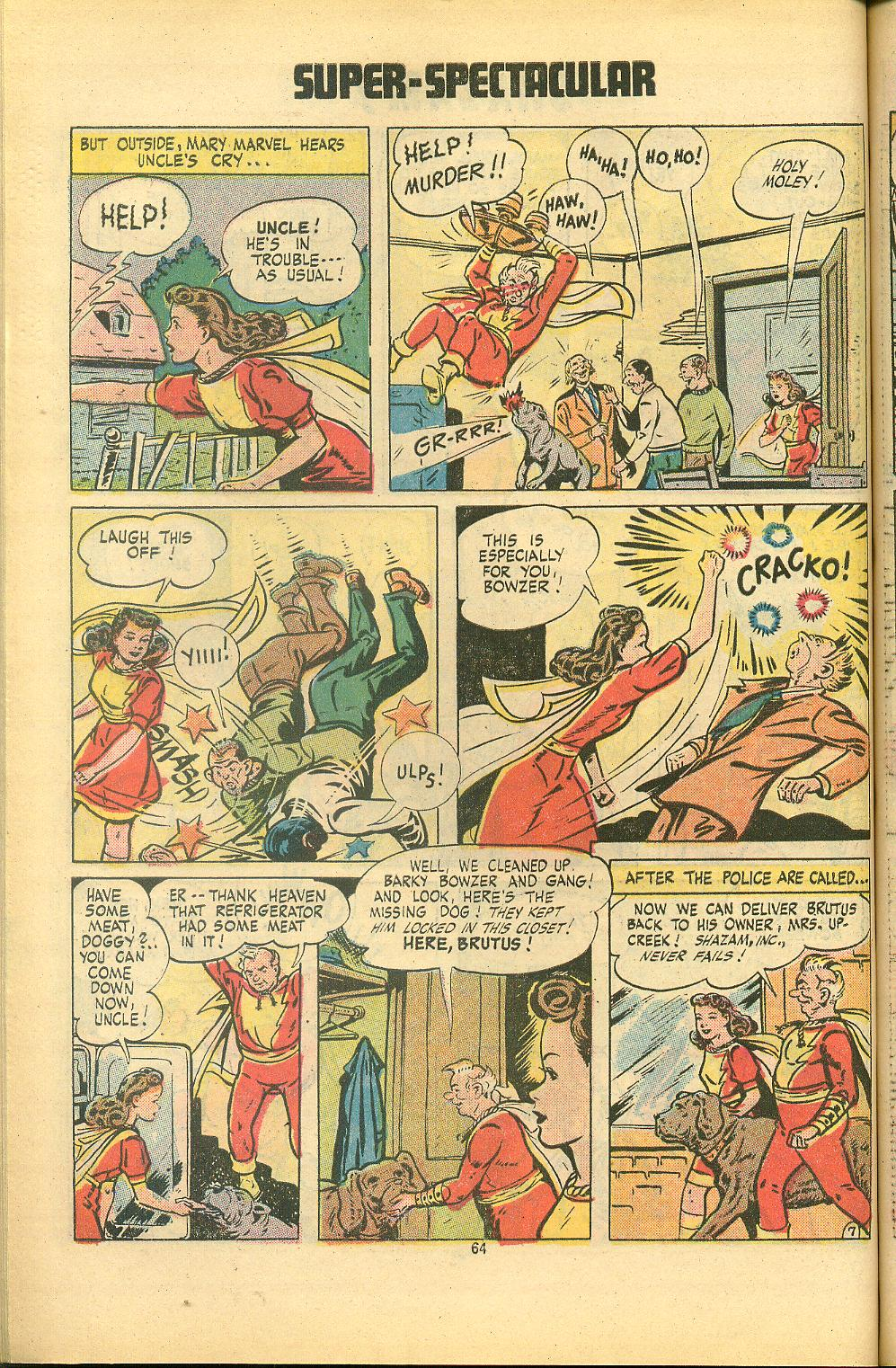 Read online Shazam! (1973) comic -  Issue #8 - 64