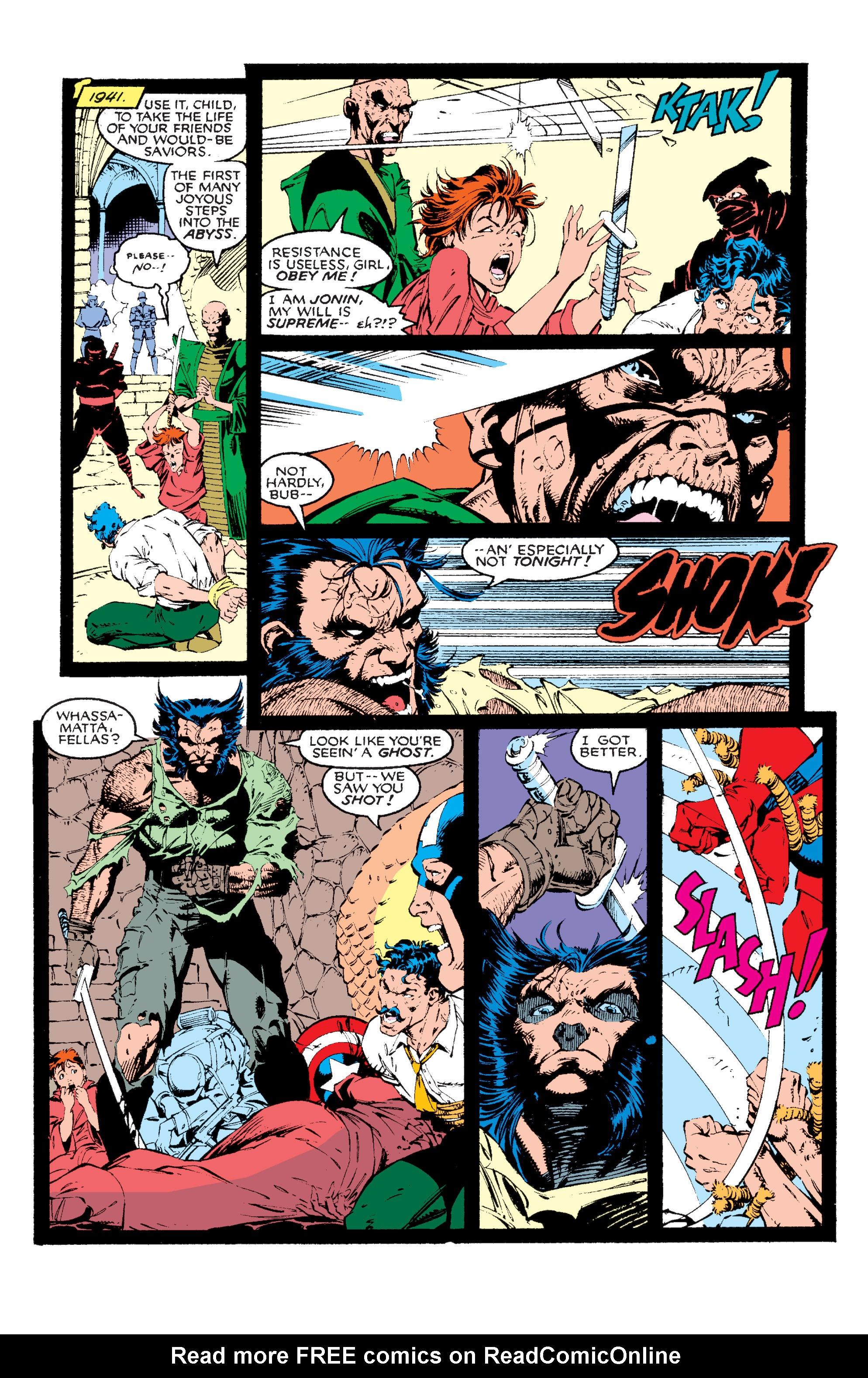 Read online Uncanny X-Men (1963) comic -  Issue #268 - 20