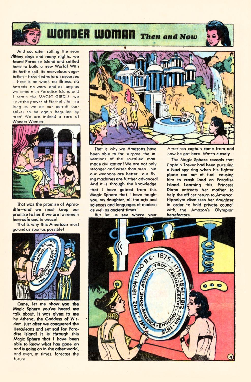 Read online Wonder Woman (1942) comic -  Issue #196 - 33