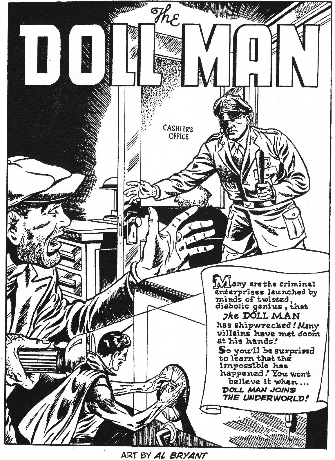 Read online Men of Mystery Comics comic -  Issue #65 - 10
