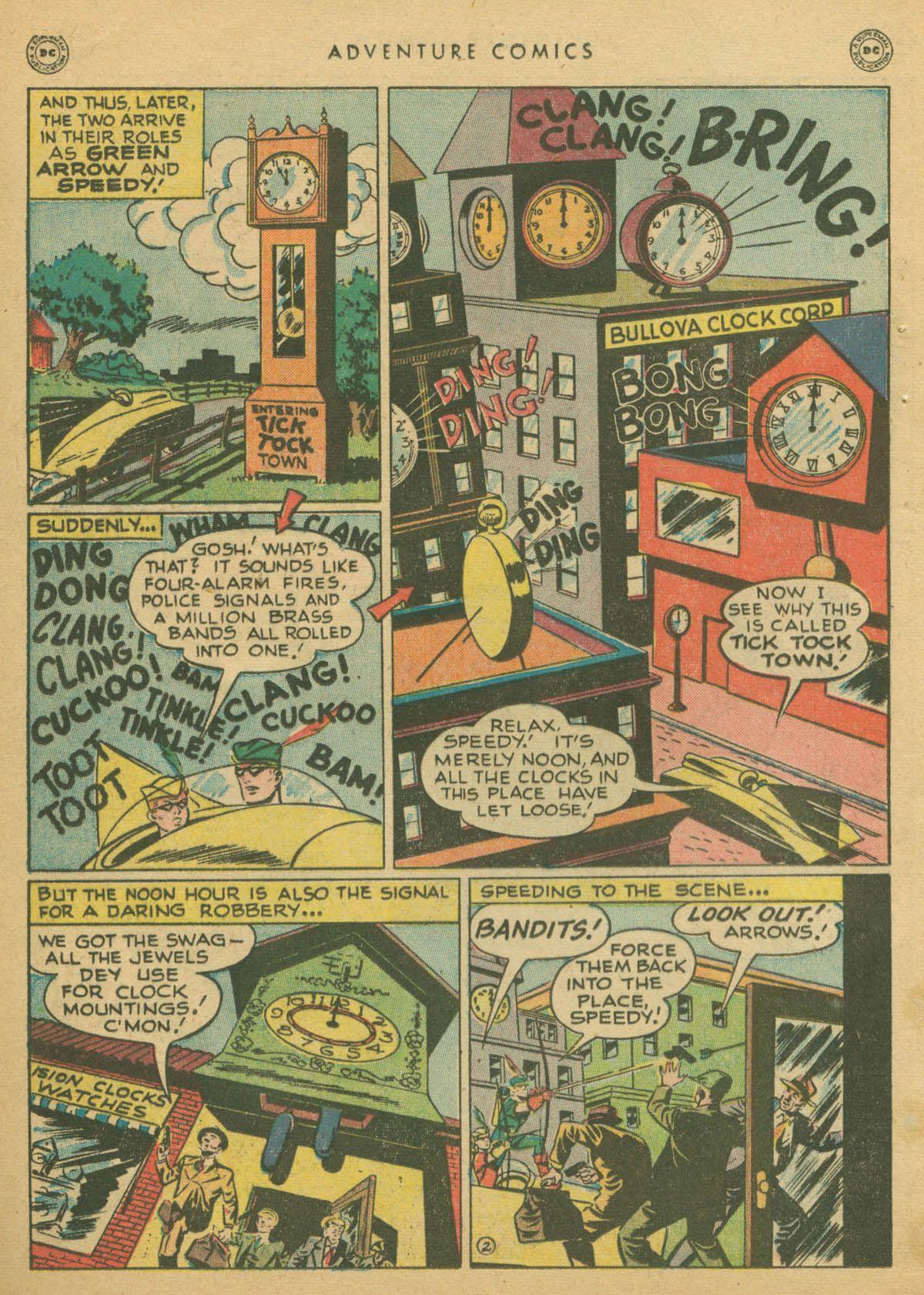 Read online Adventure Comics (1938) comic -  Issue #142 - 15