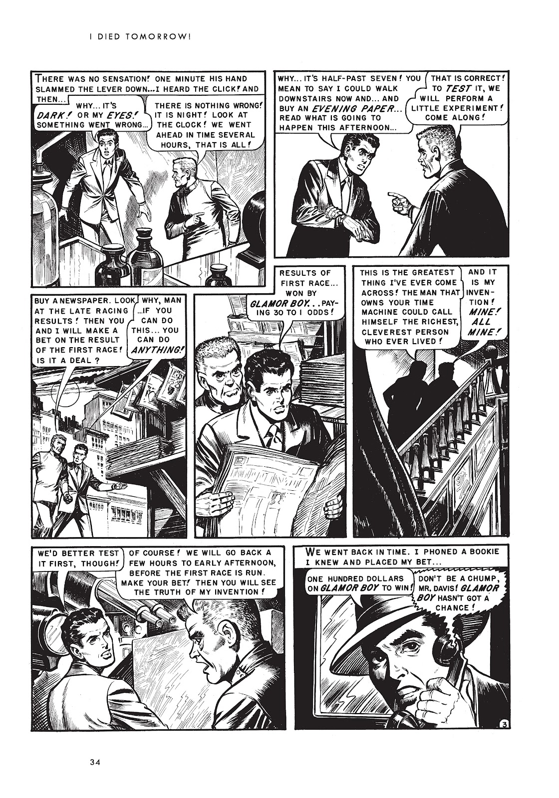 Read online The Martian Monster and Other Stories comic -  Issue # TPB (Part 1) - 49