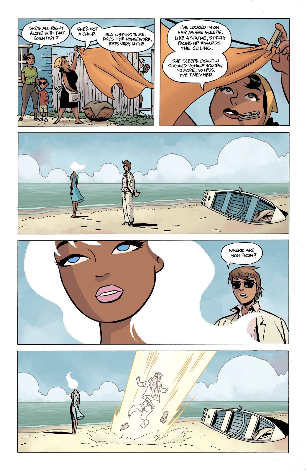 Read online The Twilight Children comic -  Issue #2 - 23
