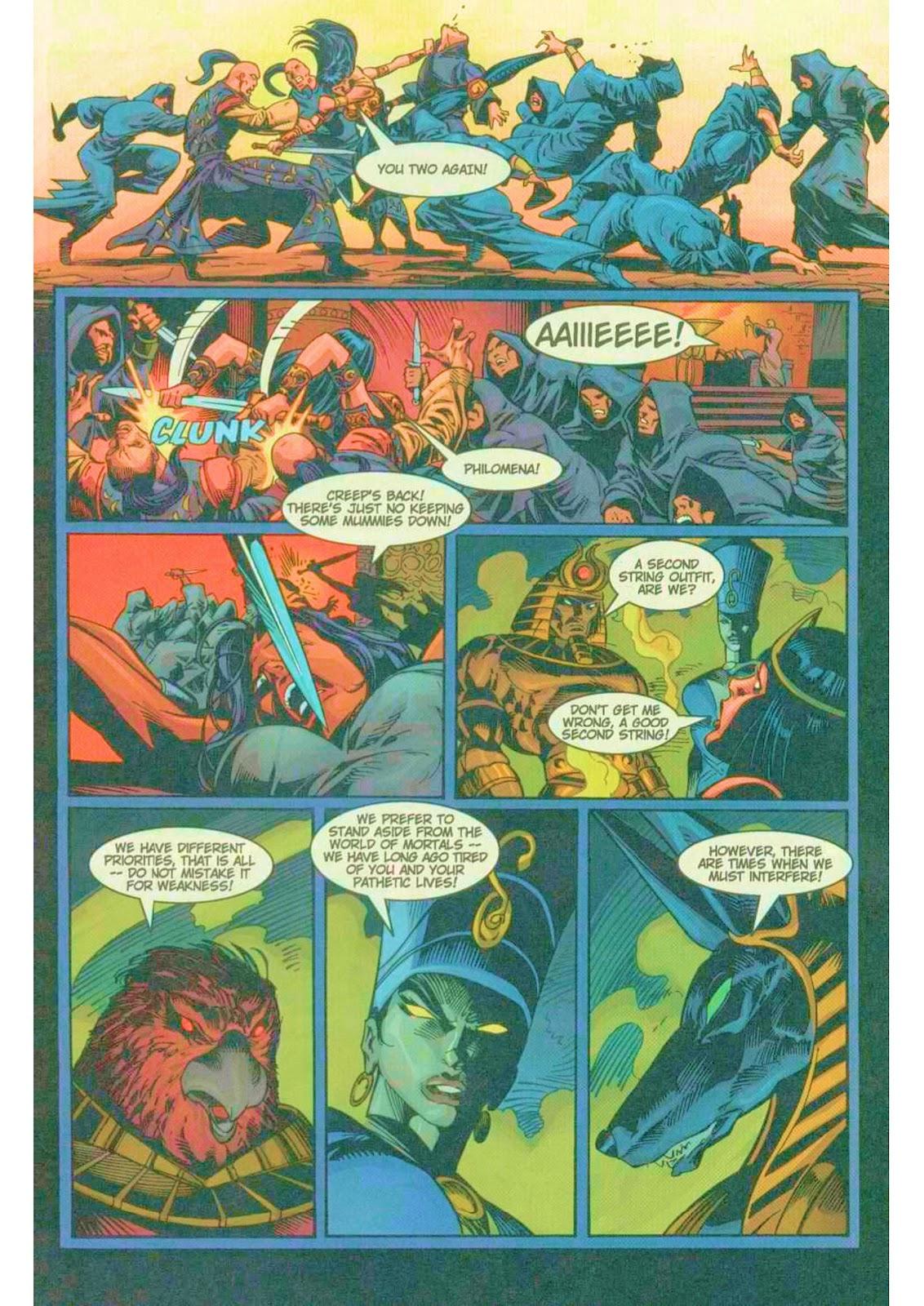 Xena: Warrior Princess (1999) Issue #6 #6 - English 18