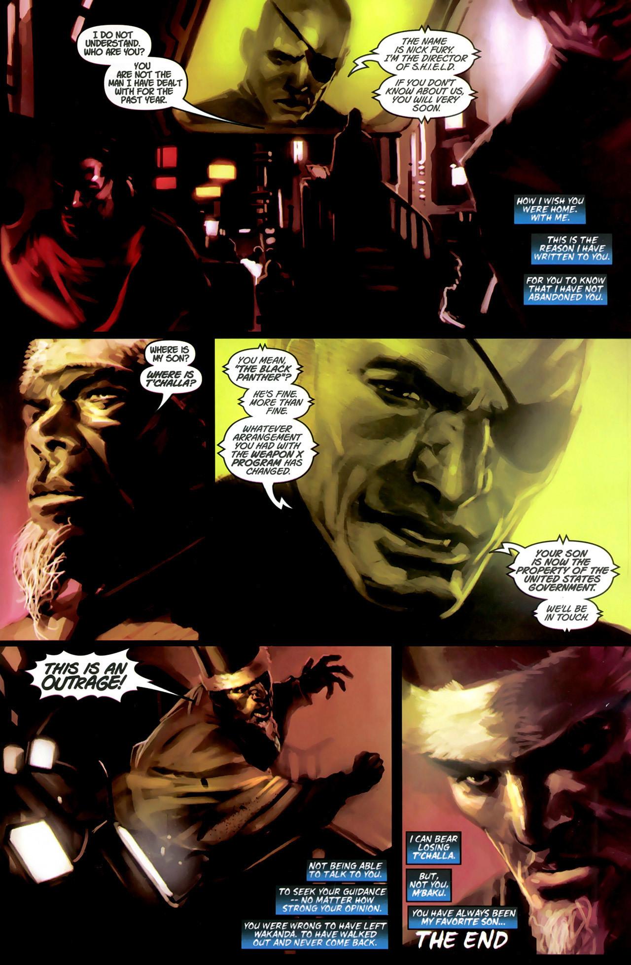 Read online Ultimate Captain America (2008) comic -  Issue # Full - 10