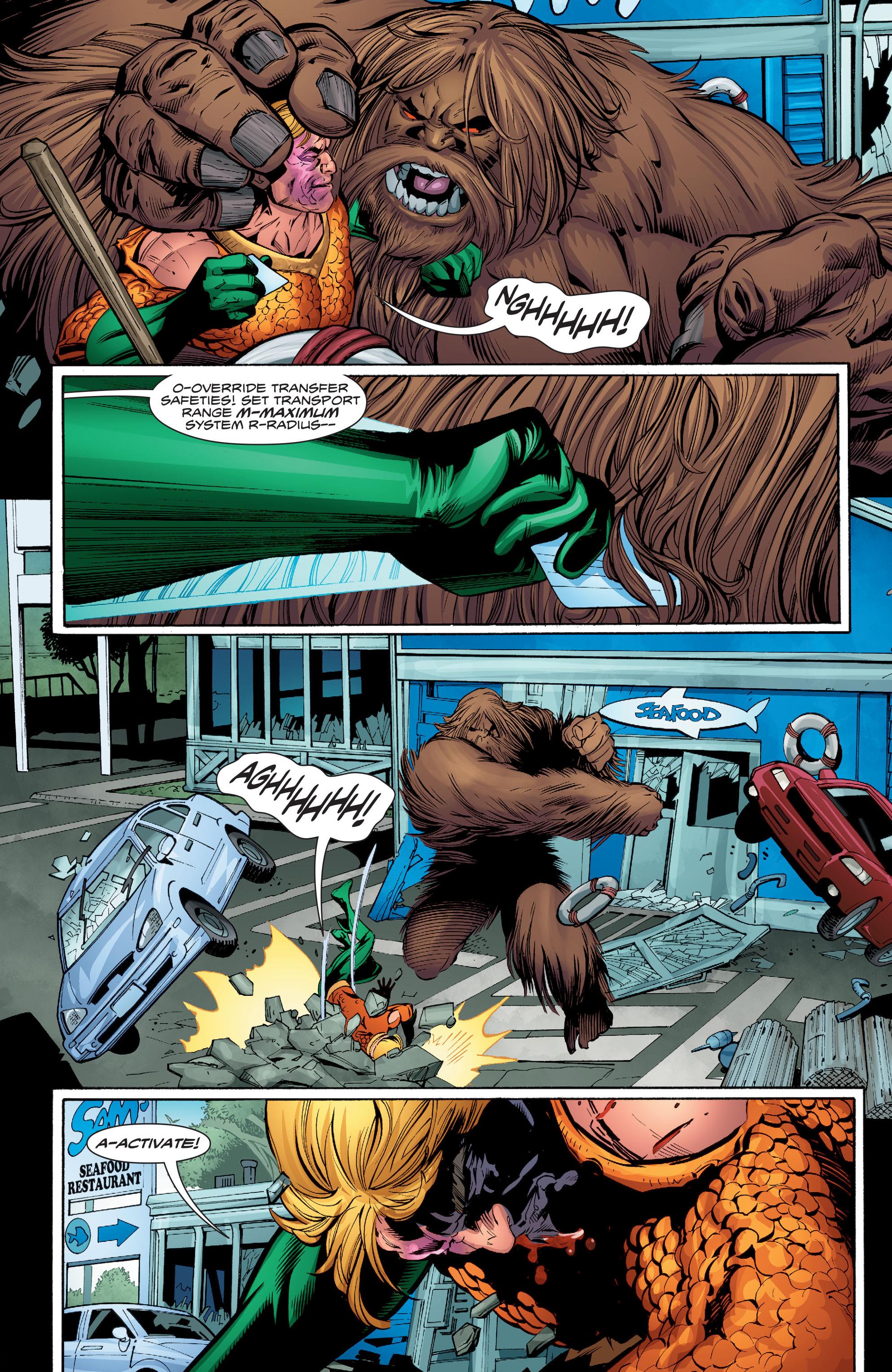 Read online Aquaman (2016) comic -  Issue #9 - 19