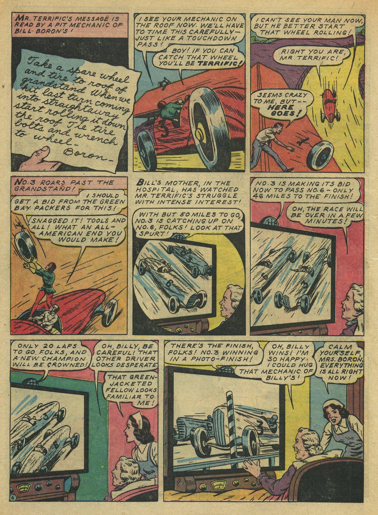 Read online Sensation (Mystery) Comics comic -  Issue #10 - 30
