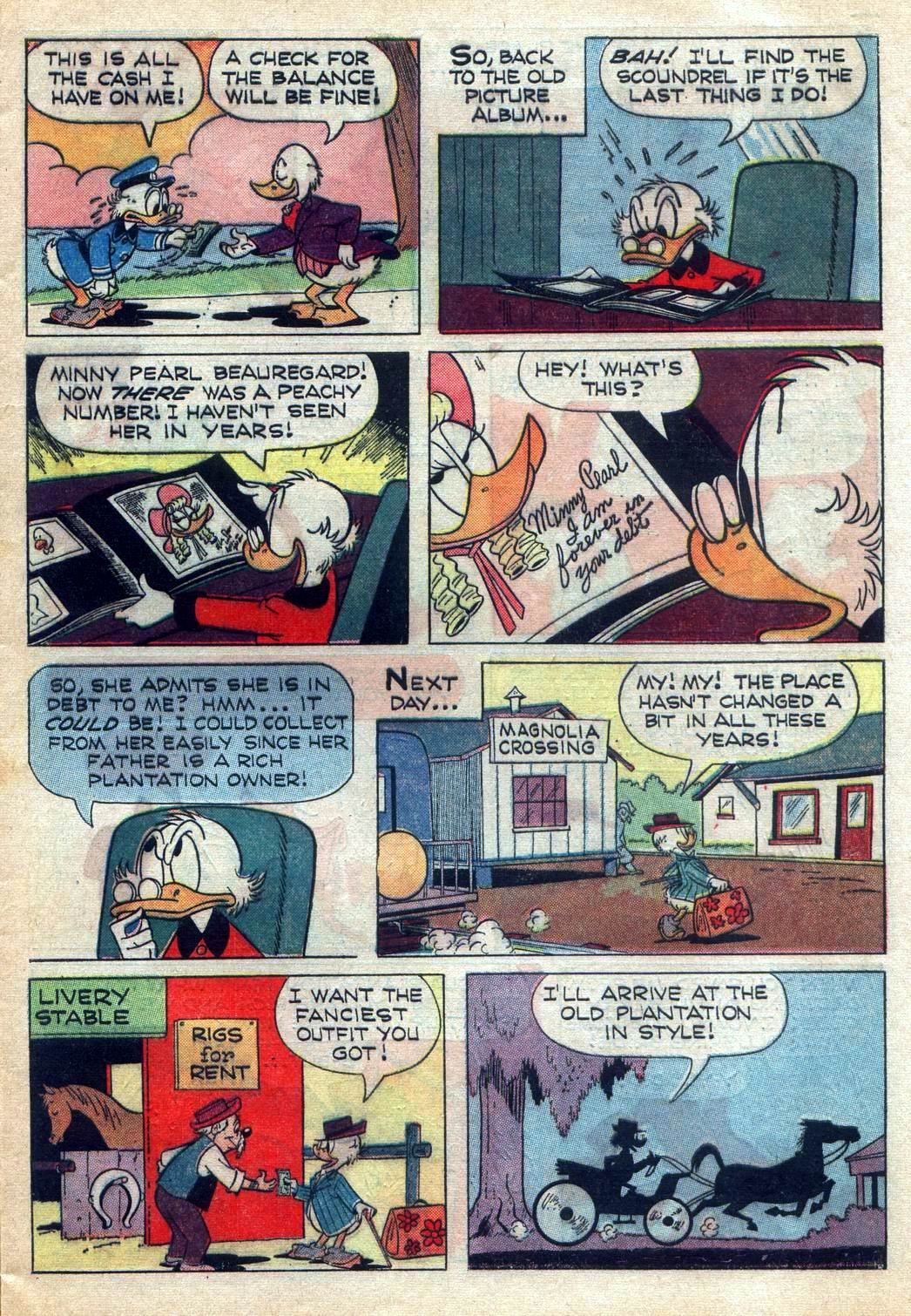 Read online Uncle Scrooge (1953) comic -  Issue #78 - 9