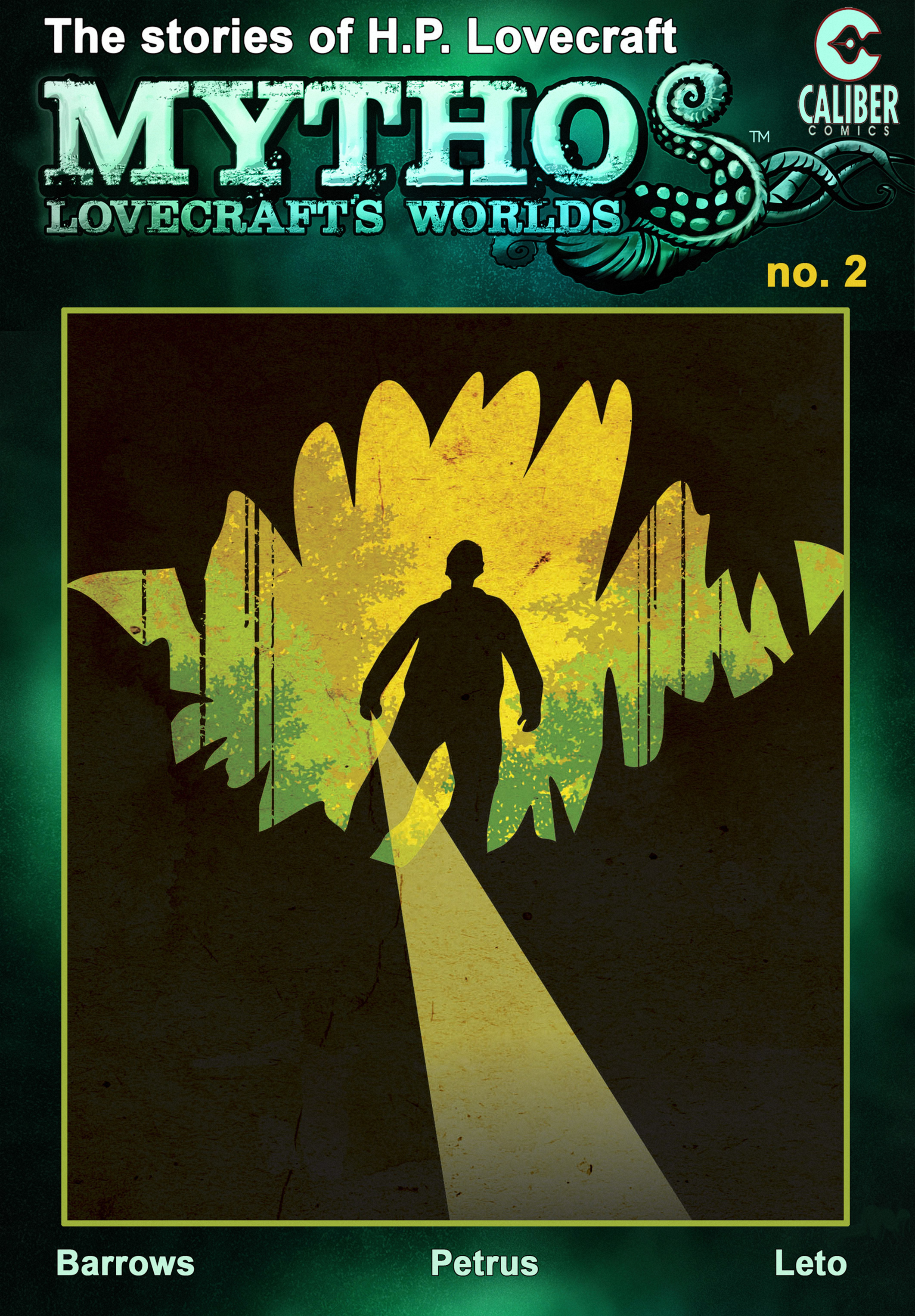 Mythos: Lovecrafts Worlds 2 Page 1