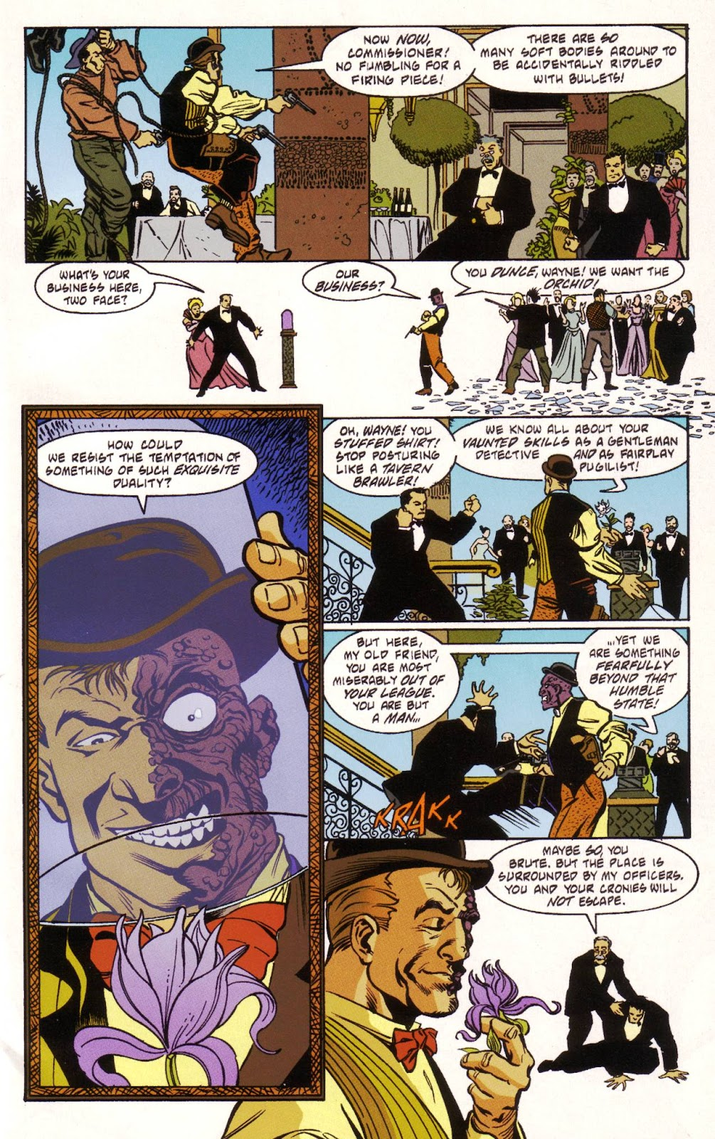 Batman: Two Faces issue Full - Page 9