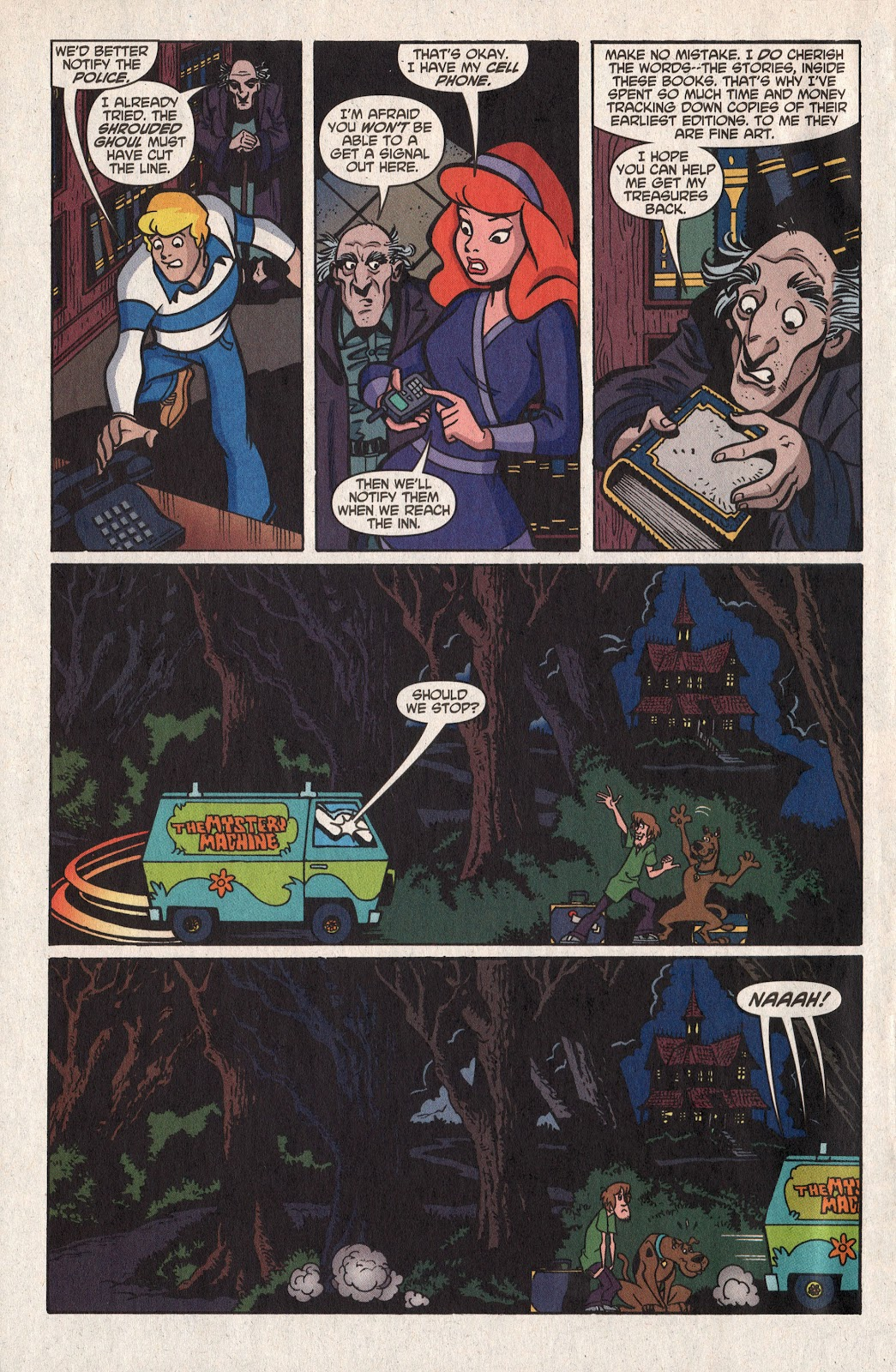 Read online Scooby-Doo (1997) comic -  Issue #101 - 8