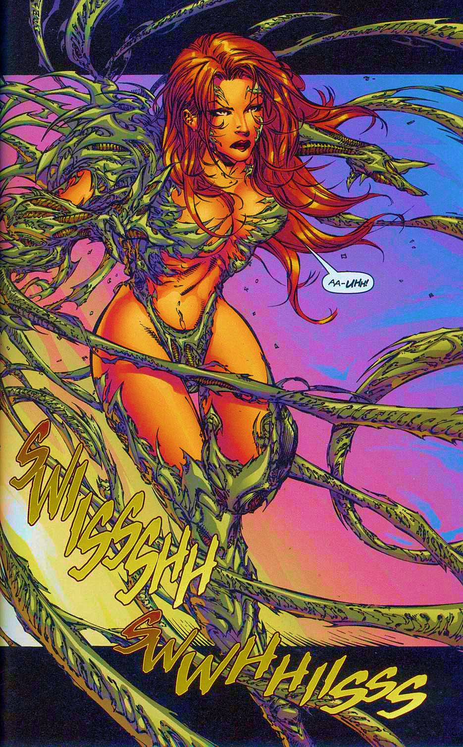 Read online Overkill: Witchblade/Aliens/Darkness/Predator comic -  Issue #2 - 10