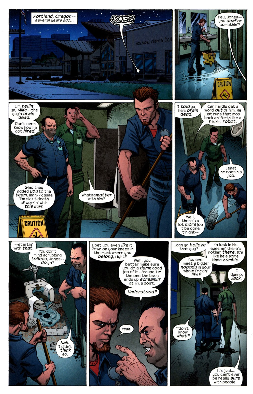 Web of Spider-Man (2009) Issue #5 #5 - English 31