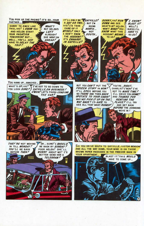 Read online Shock SuspenStories comic -  Issue #5 - 28