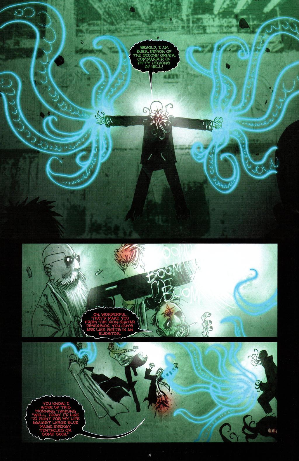 Read online Wormwood: Gentleman Corpse comic -  Issue #4 - 7