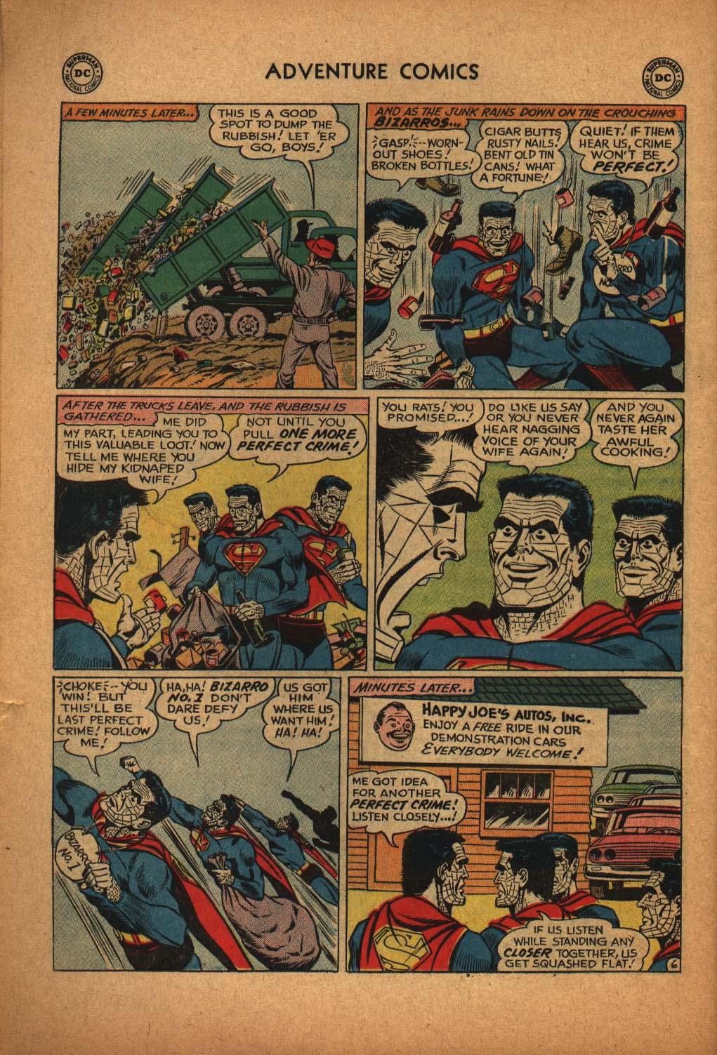 Read online Adventure Comics (1938) comic -  Issue #291 - 26