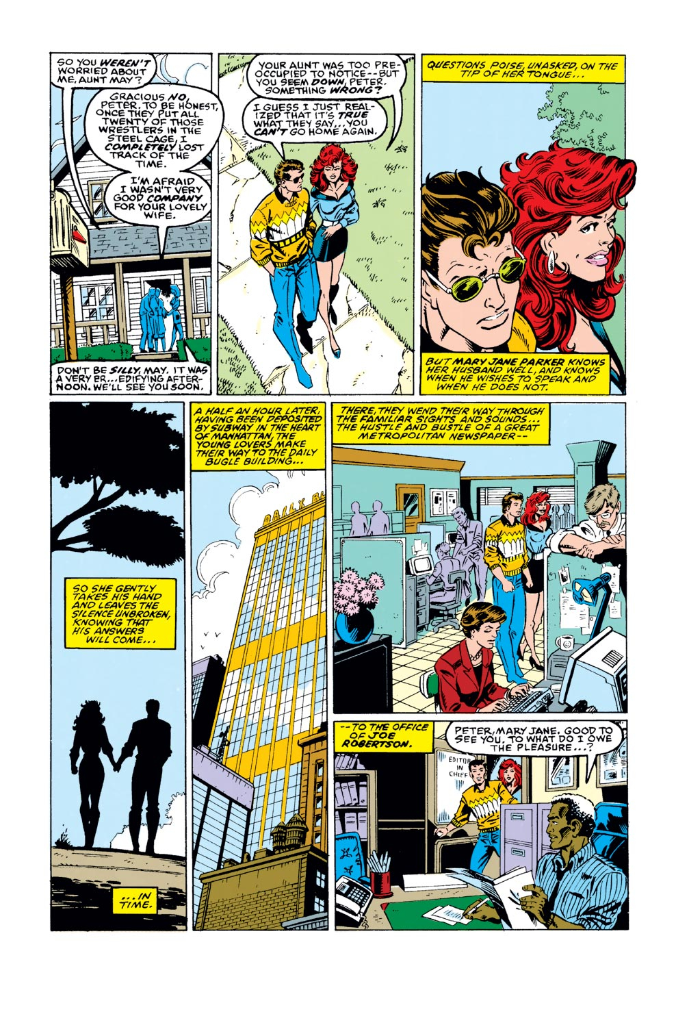 The Amazing Spider-Man (1963) 354 Page 6