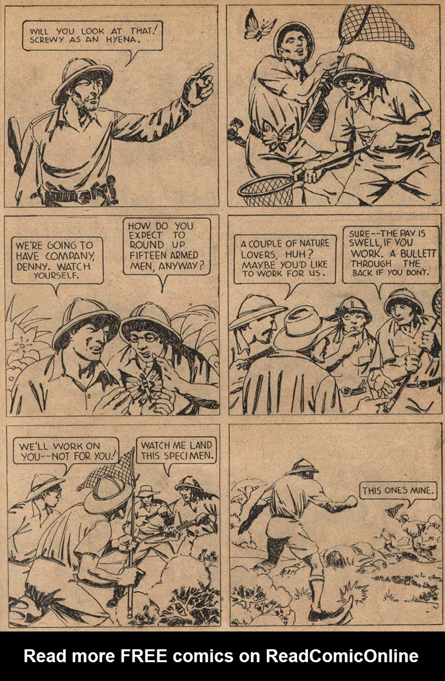 Blue Ribbon Comics (1939) issue 1 - Page 45