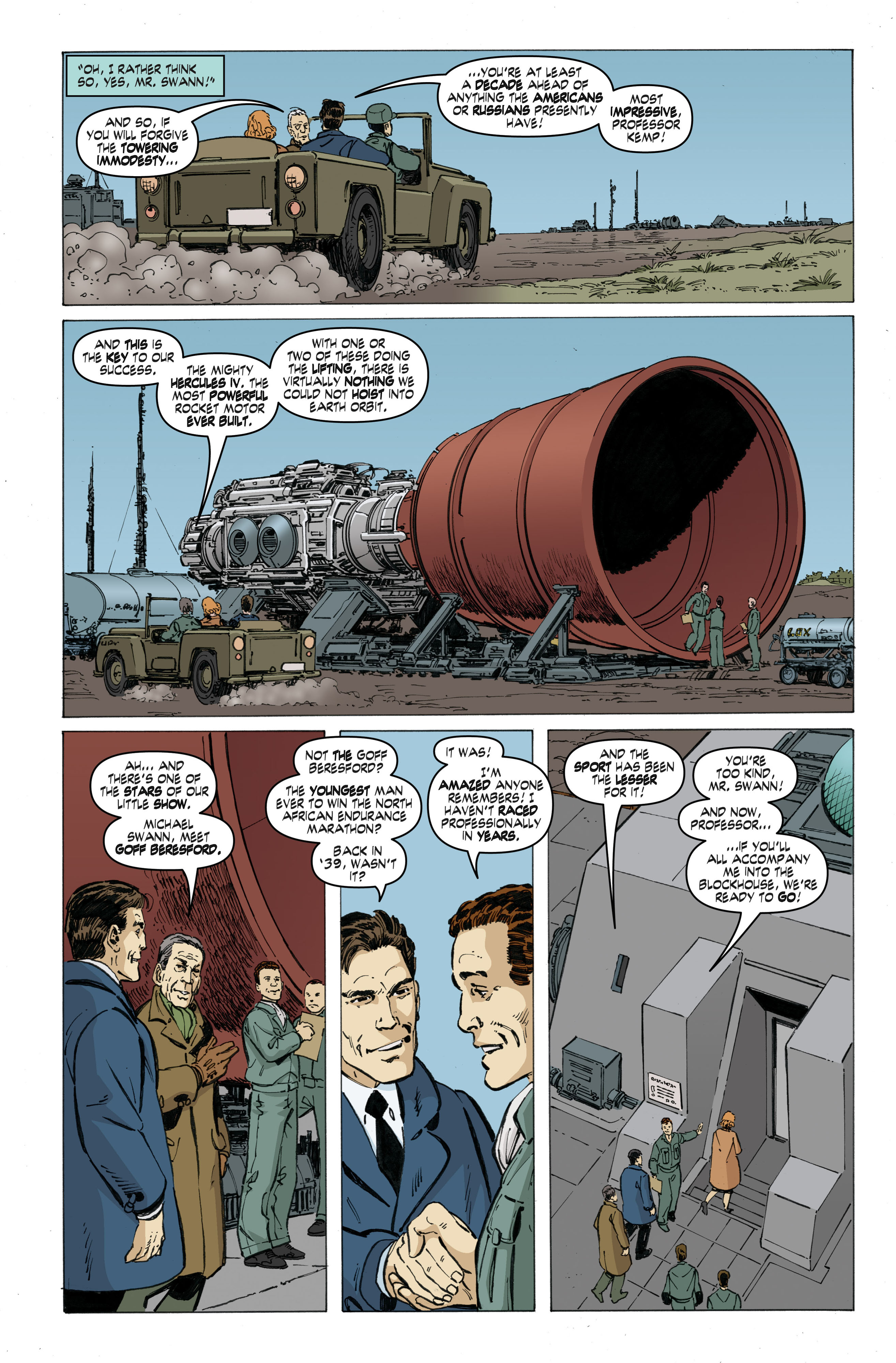 Read online Cold War comic -  Issue # TPB - 37