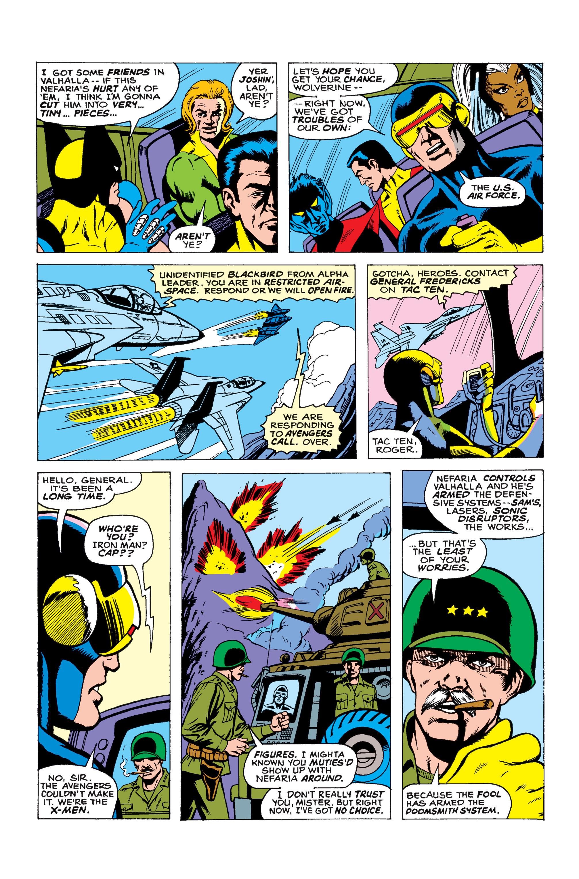 Uncanny X-Men (1963) 94 Page 15