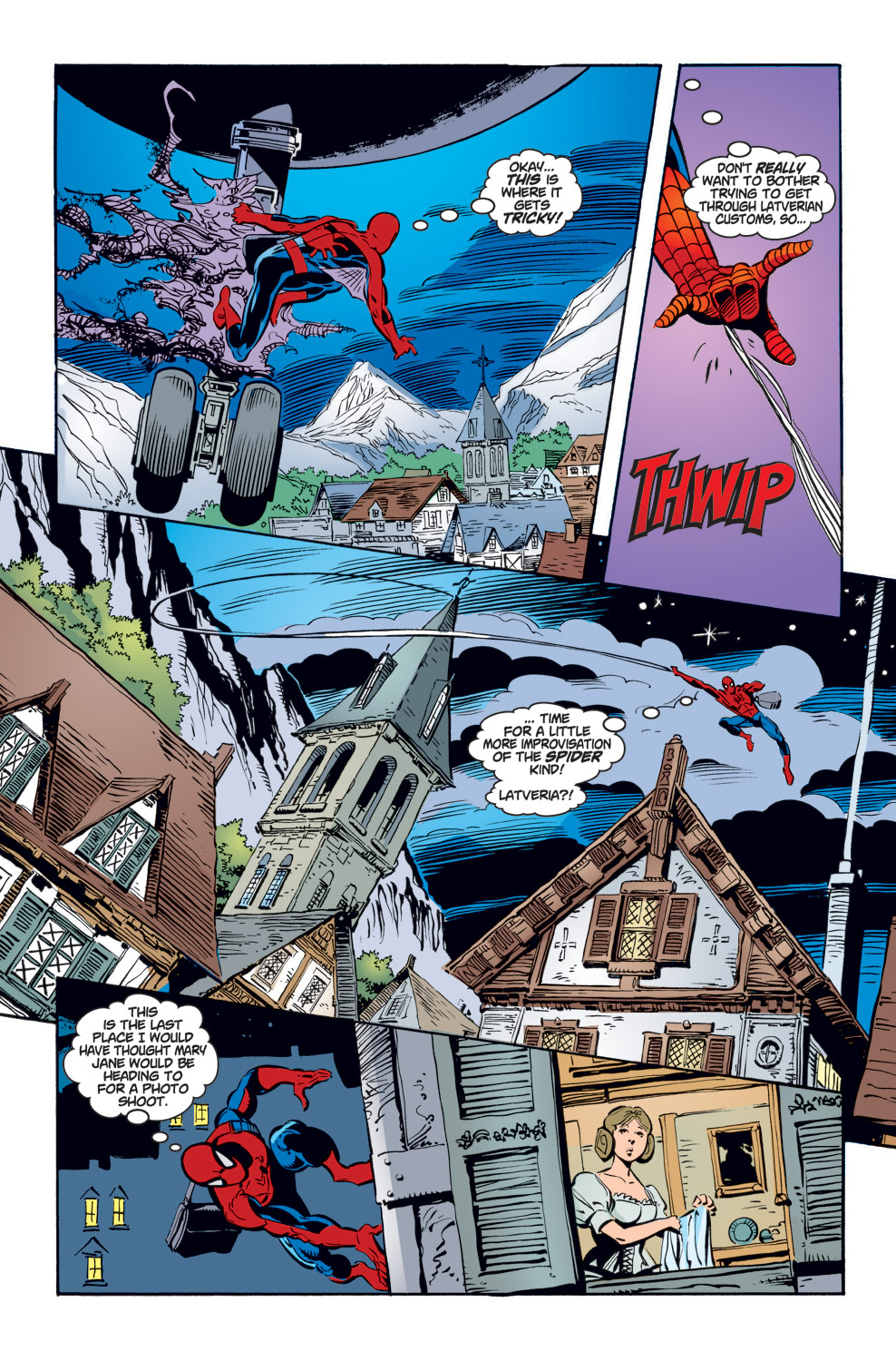 The Amazing Spider-Man (1999) 15 Page 3