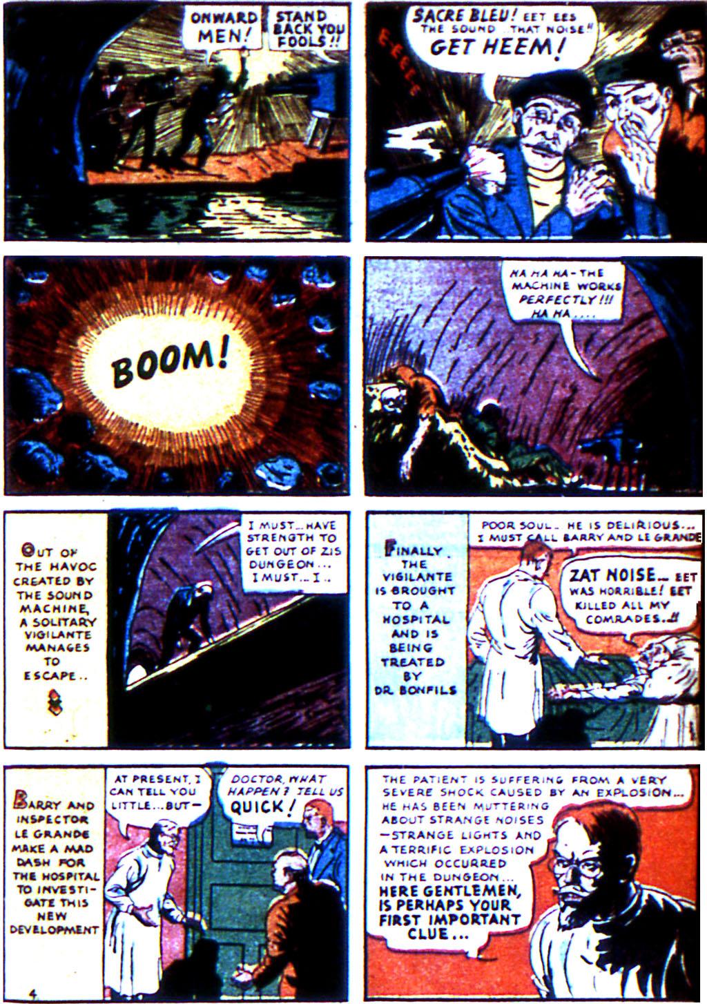 Read online Adventure Comics (1938) comic -  Issue #43 - 13