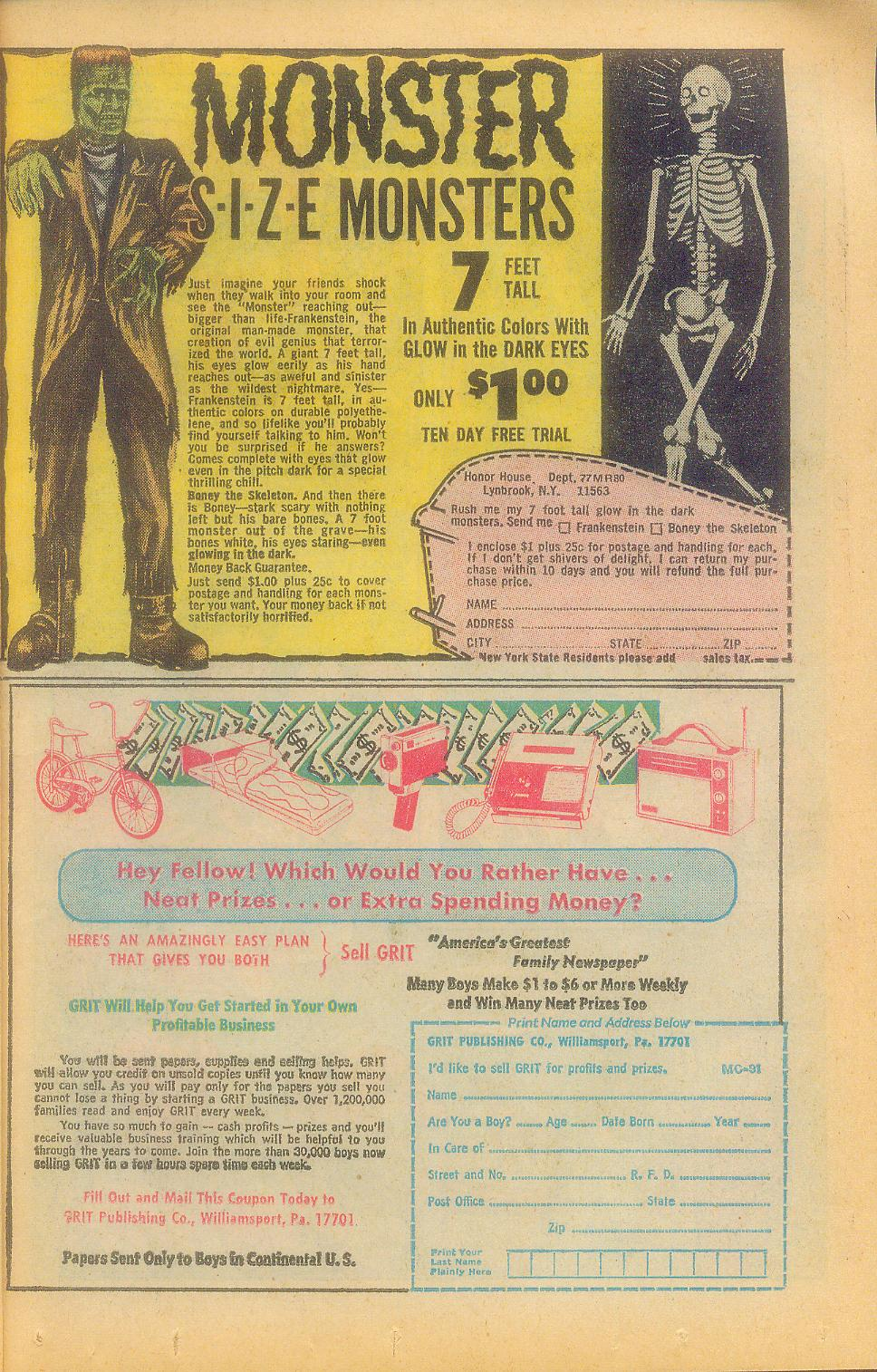 The Rawhide Kid (1955) issue 92 - Page 11