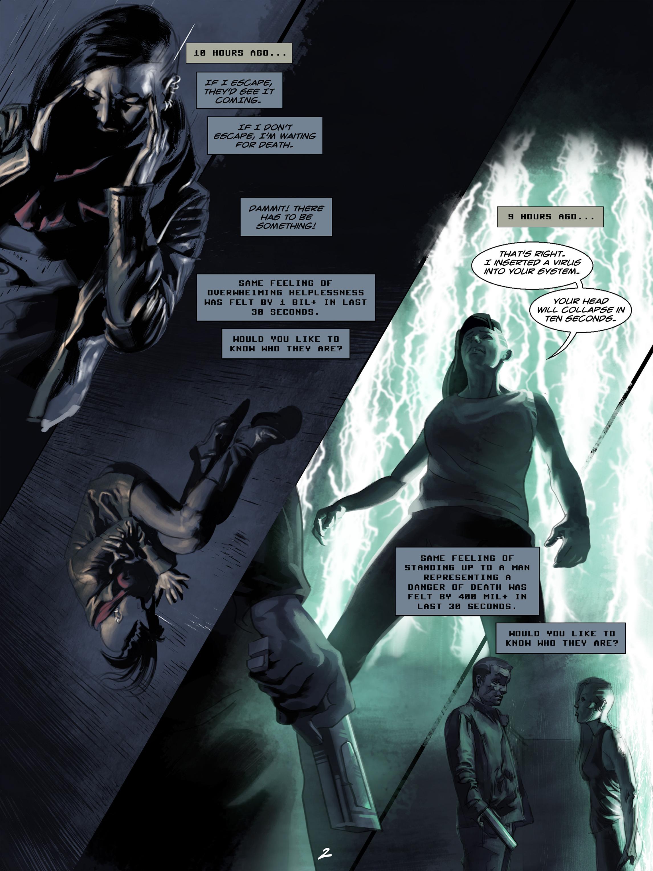 Read online Wynter comic -  Issue #5 - 3