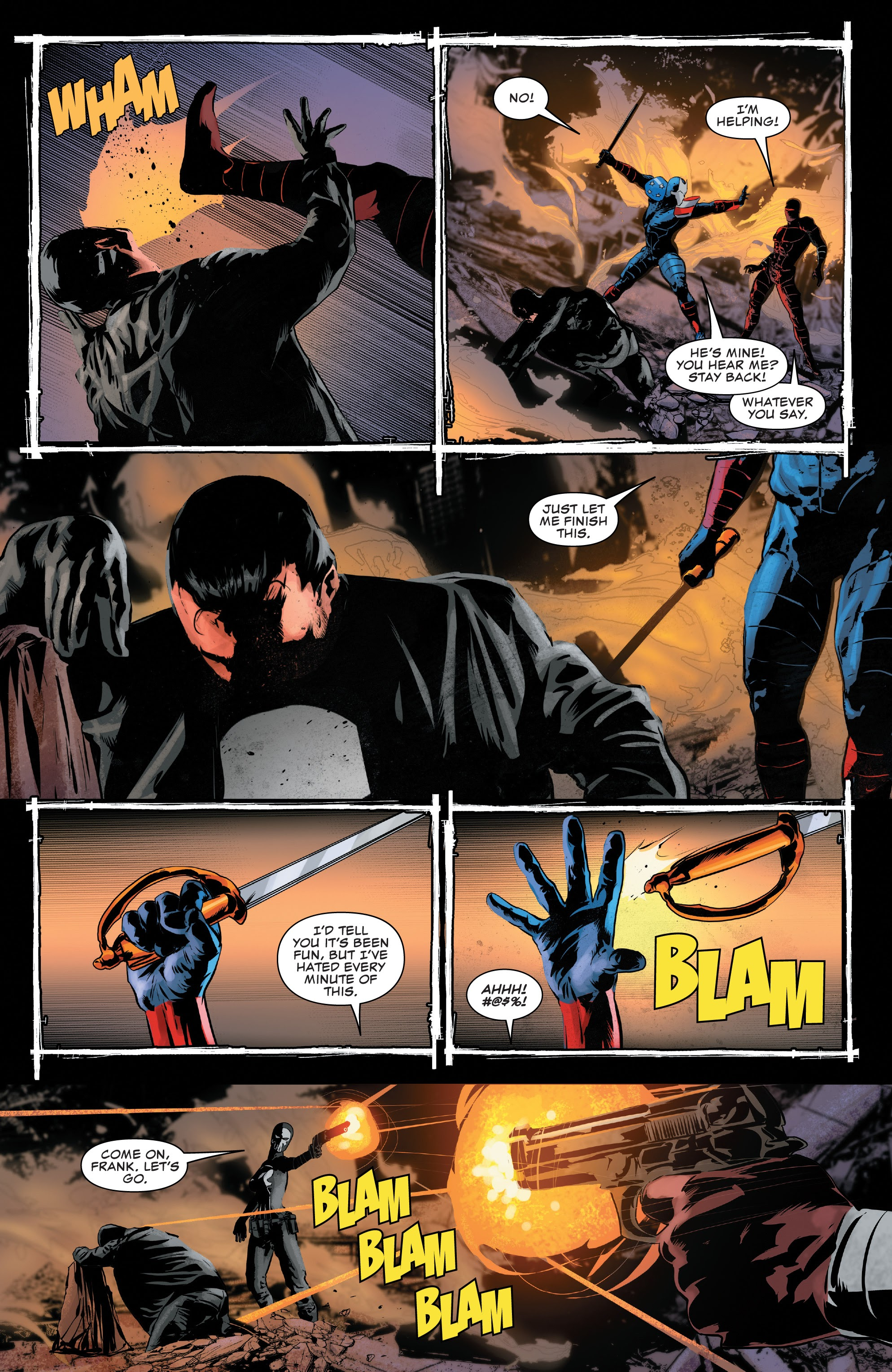 Read online The Punisher (2018) comic -  Issue #15 - 20